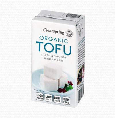 Crema di Tofu Giapponese Biologica