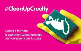 Petizione LAV CleanUpCruelty