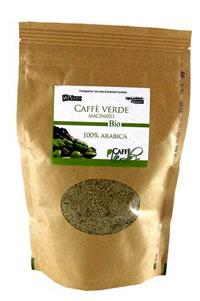 Caffè Verde Crudo Biologico