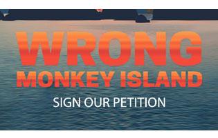 Petizione Fermiamo Monkey Island