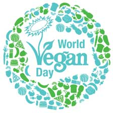 World Vegan Day 2019